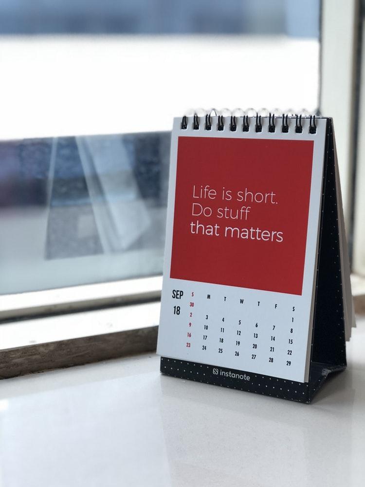 Calendario para el Community Manager
