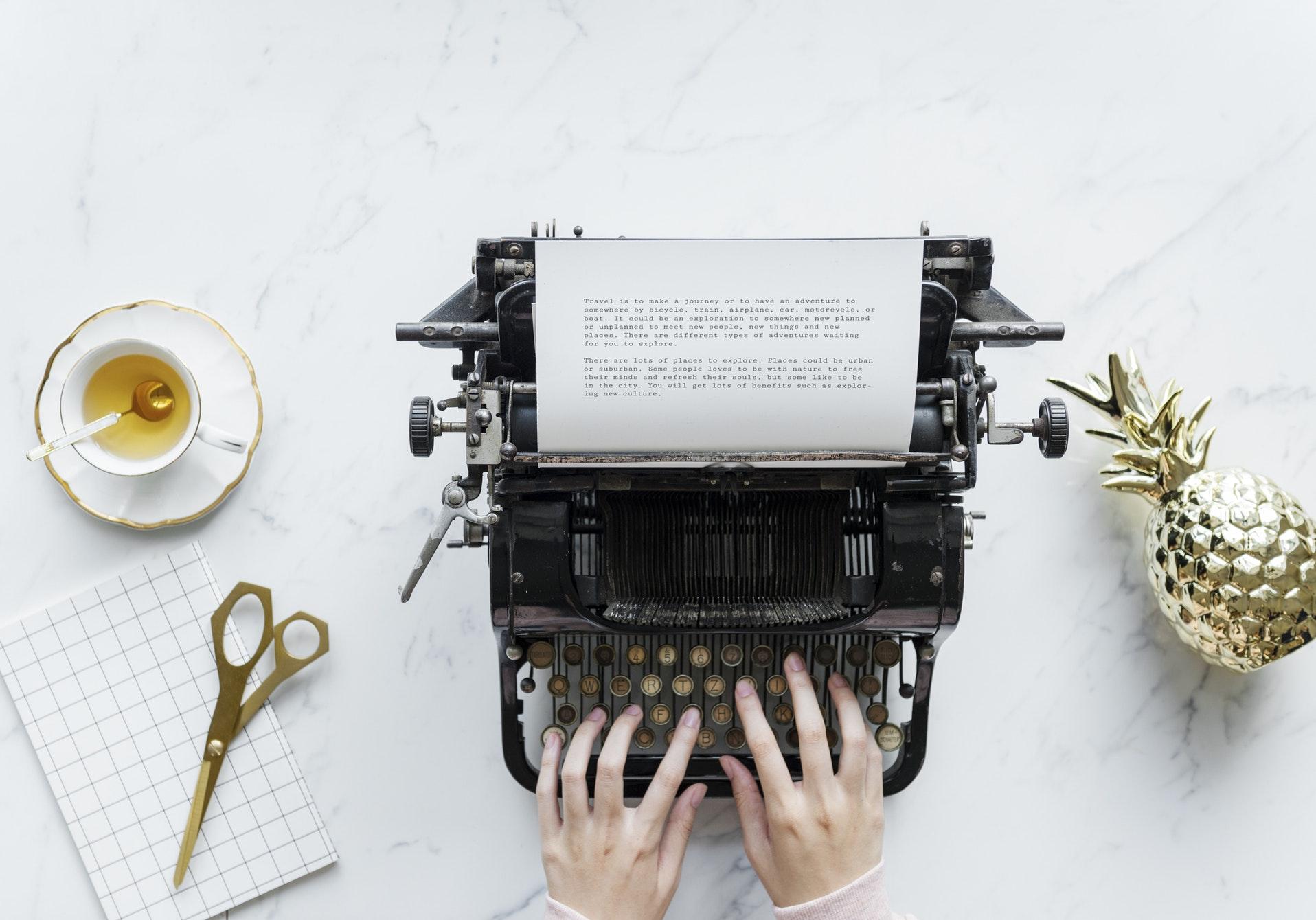 Escribir en positivo es sexy